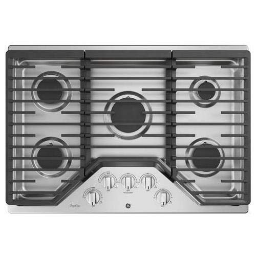 - GE PGP7030SLSS 30 Inch Gas Cooktop