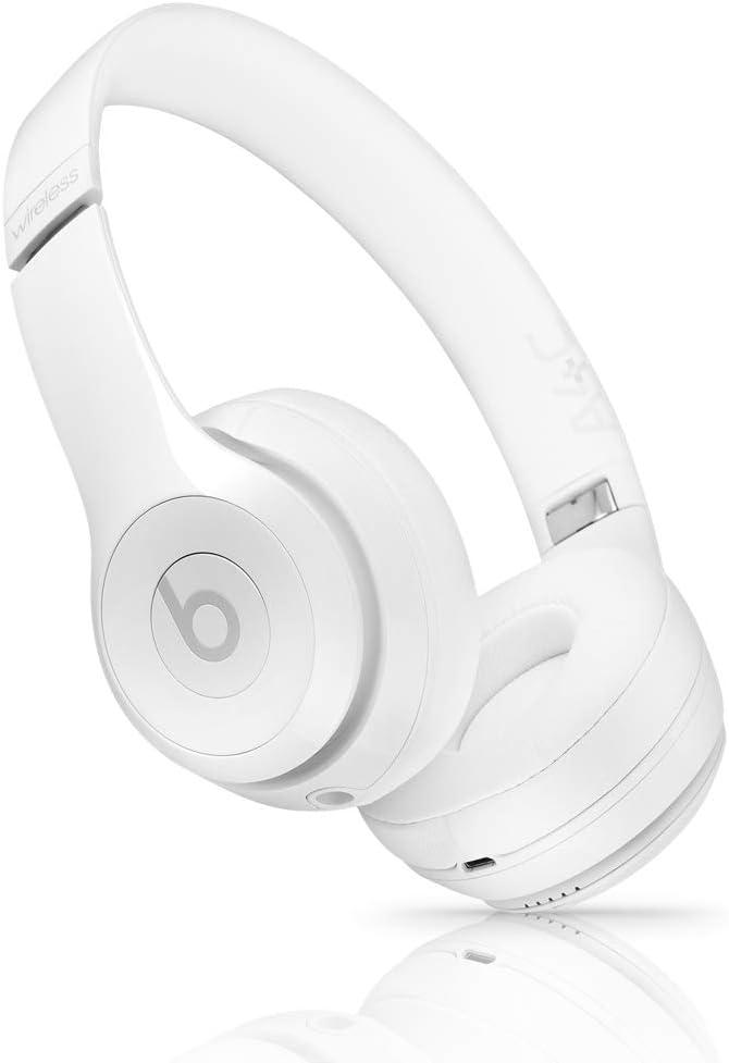 Amazon Com Beats By Dr Dre Beats Solo3 Wireless On Ear Headphones Gloss White Renewed