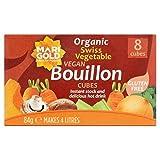 Marigold Organic Bouillon Cube Regular - 84g