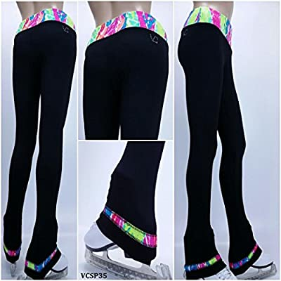 Victoria's Challenge Ice Figure Skating Pants VCSP35 Furry child large