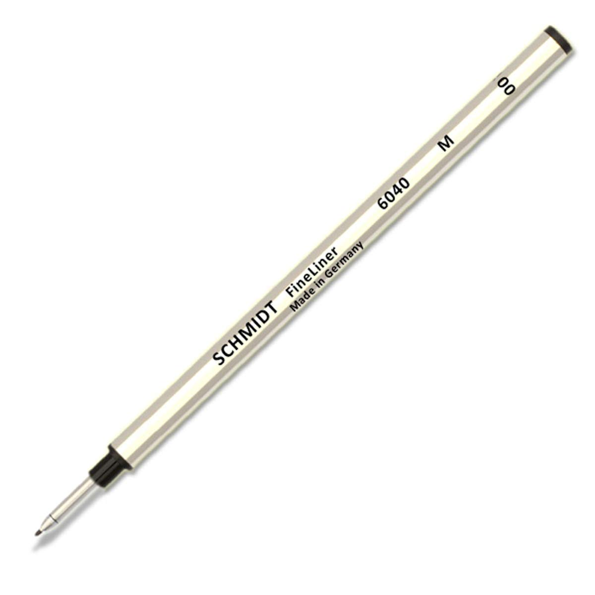 inchiostro nero confezione da 4. Schmidt 6040/fineliner ricariche per penna a sfera