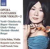 Opera Fantasies for Violin, Vol. 2
