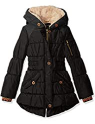 Jessica Simpson Girls' Big Girls' Heavyweight Expedition Coat