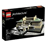 Best LEGO Hotels - LEGO Architecture Imperial Hotel 21017 (Discontinued by manufacturer) Review