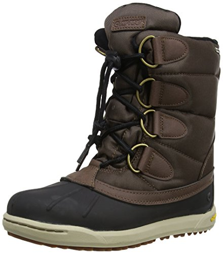 Hi-Tec Shell 200, Women's Snow Boots Chocolate