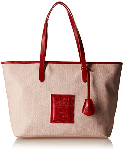 Timberland Tb0m5152, Bolso para Mujer, 16.5 x 27.5 x 45.5 cm (W x H x L) Rojo (RED)