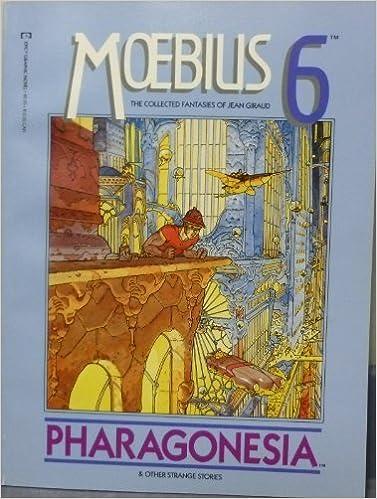 Book Pharagonesia by Moebius (1988-06-10)