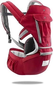 Ideal Regalo Gris Portador de beb/é,Sling frontal para beb/és,Ergon/ómica,Todas las estaciones,100/% GARANTIZADO y ENTREGA GRATUITA SONARIN 3 en 1 Multifuncional Hipseat Baby Carrier