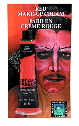 Makeup Kit Sale Online (Rubie's Costume Co Red Cream Make-Up Costume)