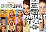 Walt Disney Lindsey Lohan 2-Movie Collection - The Parent Trap (Special Double Trouble Edition) & Confessions of a Teenage Drama Queen 2-DVD Bundle