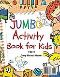 Jumbo Activity Book for Kids: Jumbo Coloring Book