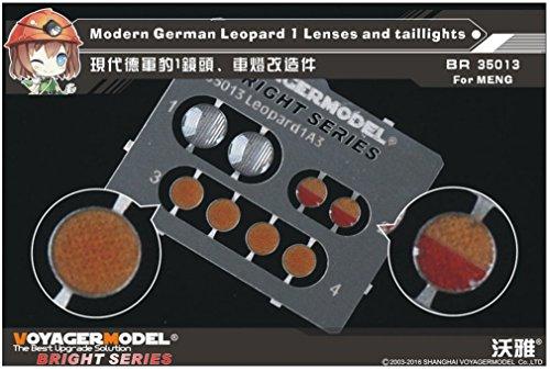ボイジャーモデル 1/35 現用ドイツ レオパルト1 レンズ/尾灯セット モンモデル用 プラモデル用パーツ BR35013の商品画像