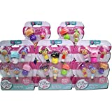 Flipzee girls mini babies series 1 pack of four!(Dolls vary)