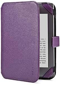 Belkin Verve Folio - Funda para Kindle, color morado [sólo sirve para Kindle (5ª generación), Kindle Touch (4ª generación), Kindle (7ª generación)]