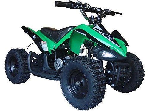 Outdoor Kids Children Mars 24V Green Mini Quad ATV Dirt M...
