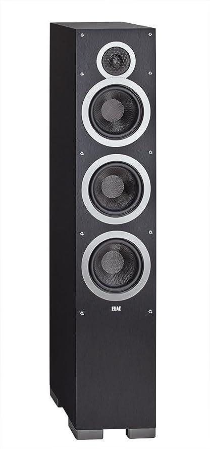 515Qo7oonML._SY886_ amazon com elac debut f6, floorstanding loudspeaker (black  at gsmx.co