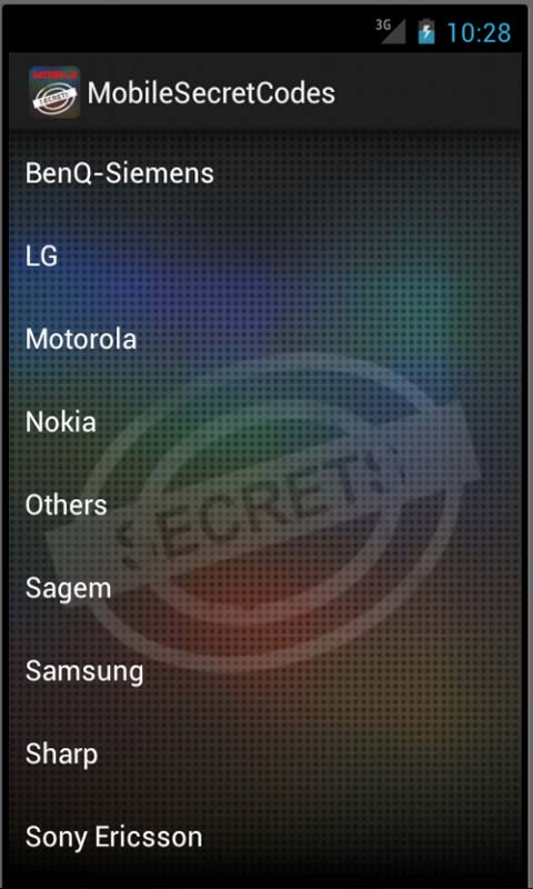 Amazon com: Mobile Secrets Codes: Appstore for Android