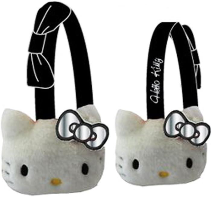 taglia unica nero nero taglia unica Cache orecchie bambino ragazza hello kitty 3/colori