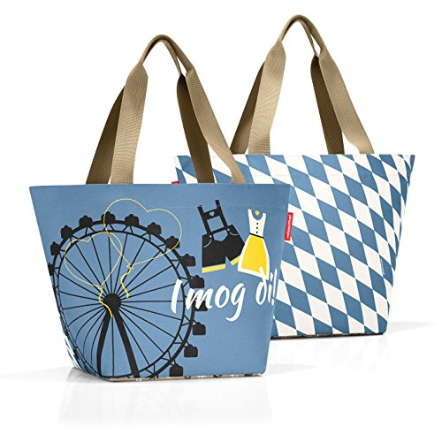 M reisenthel shopper aquarius reisenthel shopper M Bleu aquarius Bleu reisenthel Pwqwgx60