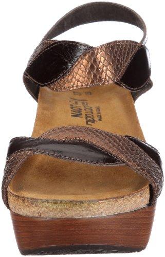 Sanita Union N23005-ns96 - Sandalias de vestir para mujer Marrón