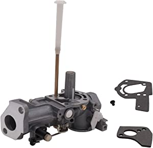 Carburetor 498298 Compatible with Briggs & Stratton Model 135202 135207 135212 135217 495426 495951 692784 5HP Engine Carb with Gasket