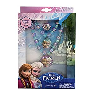 disney frozen jewelry box with a necklace