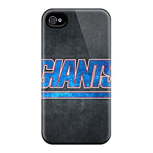 For Iphone 6 Tpu Phone Case Cover(new York Giants)