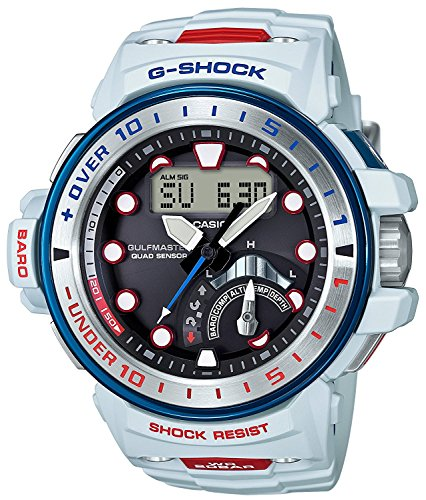 CASIO watch G-SHOCK G shock Gulf master Love the Sea and the Earth Solar radio GWN-Q1000K-7AJR Men's