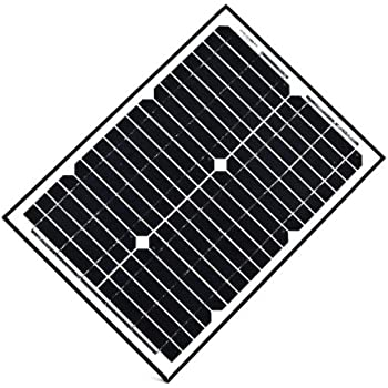 brand new solar panel for gto mighty mule gate opener 10w 12v garden outdoor. Black Bedroom Furniture Sets. Home Design Ideas