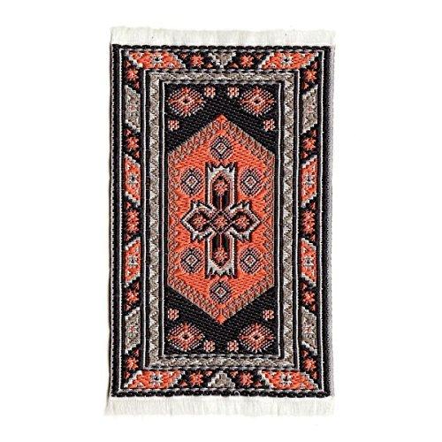 MyTinyWorld Dolls House MINI 16th Century Rectangular Carpet / Rug (16MINI06) by MyTinyWorld