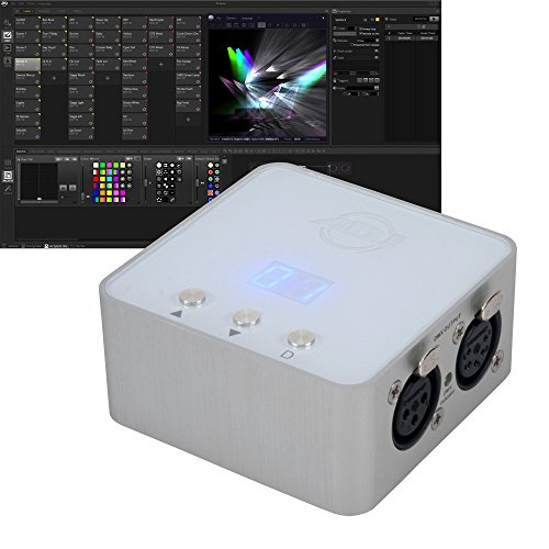 American DJ Multi-Platform DMX Lighting Control Software