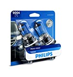 1990 geo prizm headlight assembly - Philips 9004PRB2 Vision Upgrade Headlight Bulb, 2 Pack