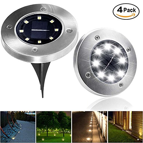 In Ground Solar Led Lights in US - 4