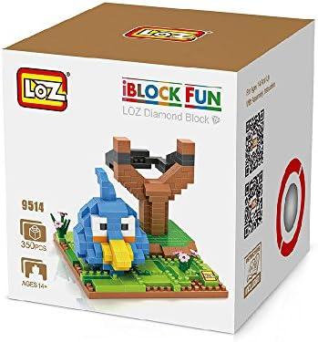 iBlock Fun- Bloques construcción Miniatura LOZ (Novatech 9514): Amazon.es: Juguetes y juegos