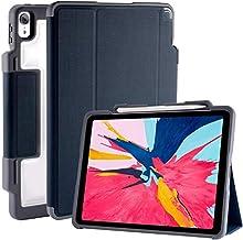 "STM Dux Plus 32,8 cm (12.9"") Folio Azul, Transparente - STM Dux Plus, Folio, Apple, iPad Pro 12.9 (2018), 32,8 cm (12.9""), 620 g, Azul, Transparente"