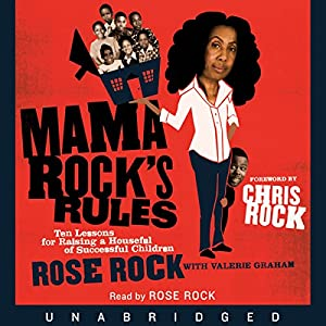 Mama Rock's Rules Audiobook