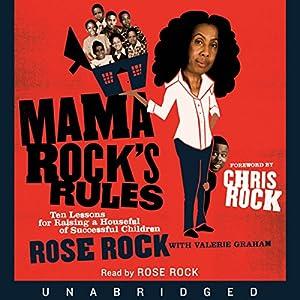 Mama Rock's Rules Audiobook
