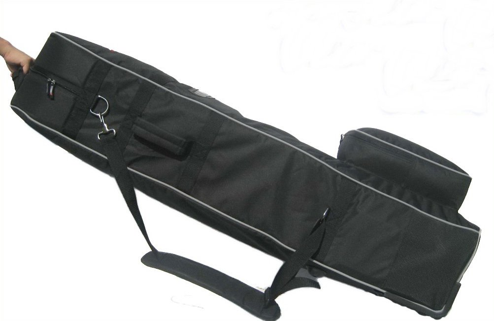 T02 A99 Golf Travel Cover Black