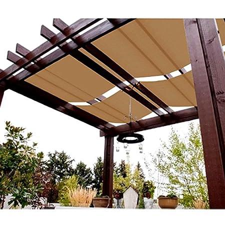 Amazon.com : DIY Decorative Pergola Shade Canopy - Set of 2 : Garden &  Outdoor - Amazon.com : DIY Decorative Pergola Shade Canopy - Set Of 2 : Garden