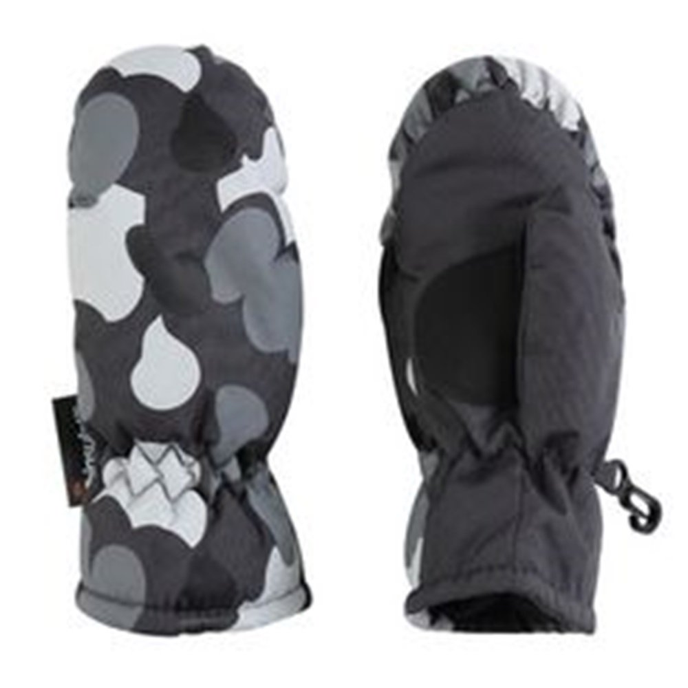 Boys Toddlers Waterproof Thinsulate Ski Mittens