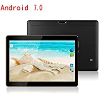 MaiTai 10 Inch Tablet Pc Android 7.0 Octa Core 1280800 IPS Tablets PC RAM 4GB ROM 64GB 8.0MP 3G MTK6592 Dual sim card Phone Call GPS Bluetooth 7 9 10.1 Black