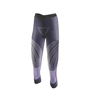 Crivit Sports Función de esquí para Mujer Pantalones Ropa Interior Térmica Ropa, Color Morado,