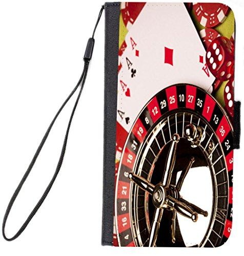 Rikki Knight Casino Theme Design, Cell Phone Case for Sam...