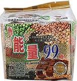 能量棒 All natural Pei Tien Energy 99 rice cake roll- Egg York Chocolate Flavor 6.35oz x 4pack