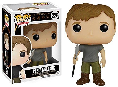 Funko POP Movies: The Hunger Games - Peeta Mellark Action Figure