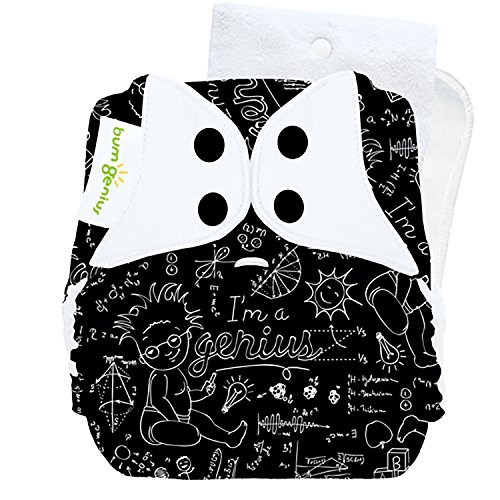 Perfect Baby shower gift idea list for necessity baby gifts: bumGenius Original One-Size Cloth Diaper 5.0