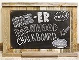 Huge Barnwood Chalkboard 20'' x 30''