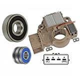 Alternator Rebuild Kit 2001-2005 Sebring Stratus 2.4L, 2002-2005 Eclipse 2.4L Voltage Regulator, Brushes, Bearing Kit