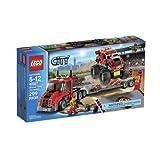 LEGO City Great Vehicles Monster Truck Transporter 60027