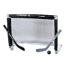 Franklin Sports NHL Mini Hockey Elite Goal Set